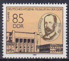 DDR 1987 / MiNr. 3089   ** / MNH   (m807) - [6] République Démocratique