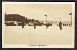 OLD CPA - SWEDEN -MOTIV FRAN SIMLANGSDALEN - Zweden
