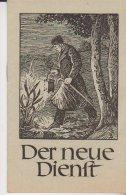 Kleine Heft 1951 Der Neue Dienst St Johannis Druckerei Dinglingen - Christianisme