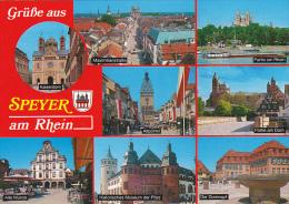 Germany Speyer Gruss Aus Speyer