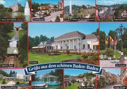 Germany Gruesse Aus Baden-Baden Multi View
