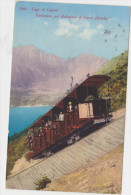 Lago Di Lugano . Funicolare Pel Belvedere Di Lanzo D´Intelvi - TI Tessin