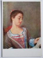J E Liotard  Painted // Dresden Museum - Peintures & Tableaux