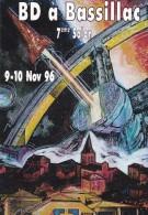 Carte Postale DRUILLET Philippe Festival BD Bassillac 1996 - Cartoline Postali