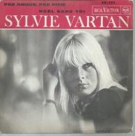 """45 Tours SP -  SYLVIE VARTAN  - RCA 46131 -   """" PAR AMOUR, PAR PITIE  """" + 1 - Vinyl Records"""