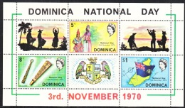 DOMINICA 303c  **  NATIONAL  DAY - Dominica (...-1978)