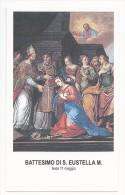 Battesimo Di Santa Eustella Martire - M6 - Santini