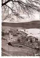 Morteau-Doubs-+/-1950-Les Inondations-L'Eglise Notre-Dame De L'Assomption Et Le Cimetière-Ferme- Ed.Photo Janin-Maiche - Pontarlier