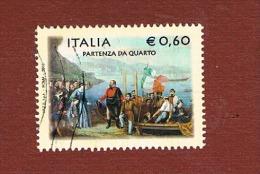 ITALIA REPUBBLICA -  2010 LOTTO DI 15 FRANCOBOLLI (LEGGERE DESCRIZIONE) - USATI - 6. 1946-.. Republic