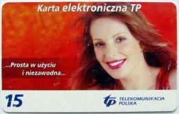 Poland (chip) - 15 U - 2003 - PL-D 121d - N3 P 01/02/06 - Poland