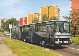 BUS * AUTOBUS * IKARUS 280 * BKV * KOBANYA UJHEGY * BUDAPEST * Top Card 0581 * Hungary - Bus & Autocars