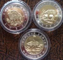 (J) RUSSIA: Mint Set (5 Coins) BIM 1994 BU New Composition (1180) RARE!!!! - Russie