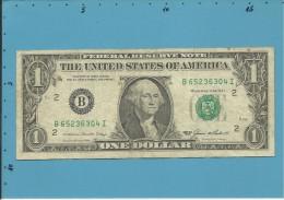 U. S. A. - 1 DOLLAR - 1985 - Pick 474 - NEW YORK - Billetes De La Reserva Federal (1928-...)