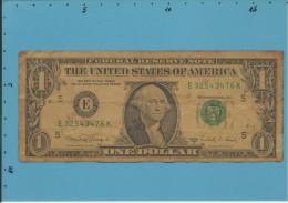 U. S. A. - 1 DOLLAR - 1988 - Pick 480b - RICHMOND - VIRGINIA - Federal Reserve Notes (1928-...)