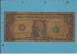 U. S. A. - 1 DOLLAR - 1988 A - Pick 480b - CHICAGO - ILLINOIS - Billetes De La Reserva Federal (1928-...)