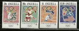 """Anguilla     """"Olympic Games Atlanta 1996""""     Set    SC# 944-47   MNH** - Anguilla (1968-...)"""