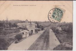 MARTINVAST(50)1907-la Gare - Other Municipalities
