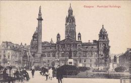 GLASGOW - MUNICIPAL BUILDINGS