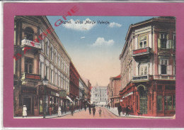 ZAGREB  Ulica Marije Valerije - Yugoslavia