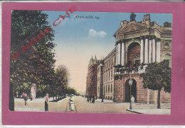 ZAGREB  Akademicki Trg - Yugoslavia