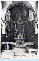 Dampierre (Jura) Intérieur De L'église. - Dampierre