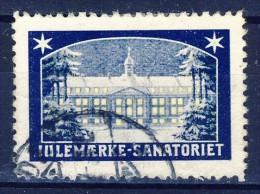 #K095. Denmark 1908. Christmas Seal. See Description! - Altri