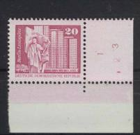 DDR Michel No. 2485 vb ** postfrisch / DV Formnummer 3