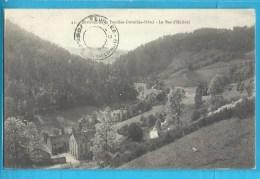 C.P.A. Environs De La Feuillée-Dorothée Hôtel - Le Bas D' Hérival - France