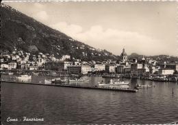 COMO   Fg   Battello Barche Ship - Como