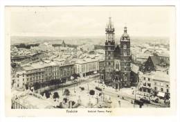 Polen - Krakau - Marktplatz - Pologne