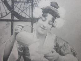 Precurseur CPA Sur Le Thème Des Boissons La  BOISSON : Le Thé Jolie Femme Servant Le Thé - Postcards