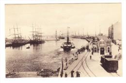 MALMÖ - Der Hafen - - Suède