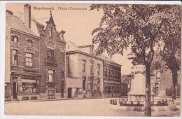 RUYSBROEK / RUISBROEK : Maison Communale - Sint-Pieters-Leeuw