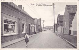 RONGY : Rue Du Temple Et Maison Petit-Jonniaux - Brunehaut