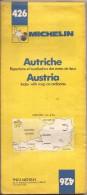 Cartes Michelin 426 - 1979 - Autriche - Cartes Routières