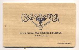 CUARDENILLO DE LEBRIJA SEVILLA CON 10 POSTALES - Sevilla