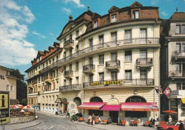 Hotel Bristol-Terminus,Switzerland.P15 . - Switzerland