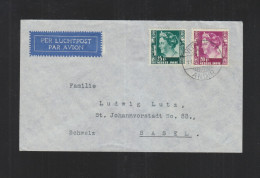 Ned-Indie Brief Java Basel - Niederländisch-Indien