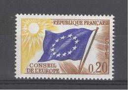 FRANCE - Yv. Nr 27 - Conseil De L´Europe - MNH** - Cote 1,25 € - Neufs