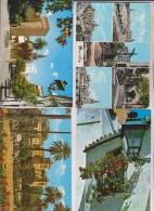 4 CPM SEVILLA (voir Timbres) - Postcards