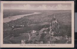 Königswinter Am Rhein - Blick Auf Die Drachenburg Und Rhein - Koenigswinter