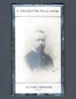 2ème COLLECTION FELIX POTIN - OLIVIER MERSON , PEINTRE - Félix Potin
