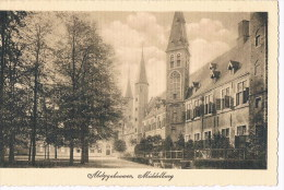Middelburg  Abdijgebouwen - Middelburg