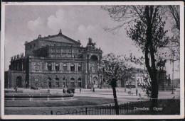 Dresden - Oper - Dresden