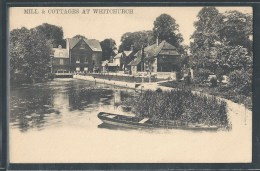 - CPA ANGLETERRE - Whitchurch, Mill & Cottages - Shropshire