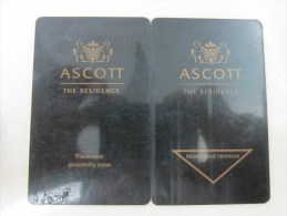 Ascott The Residence,two Different - Cartes D'hotel