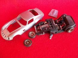 FDS KIT FERRARI 259 GTO mancano i vetri ecc. scala 1/43 TO RESTORE