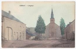 Ambly: L' Eglise. - Nassogne