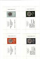 Mostra Int. Francobollo Olimpico  1963 - Circolo Filatelico Mestrino In Cartoncino Contenitore) - Cinderellas