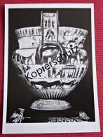 Ansichtskarte Foto Postkarte Italien Vaso Francois Museo Archeologico Firenze - Antichità